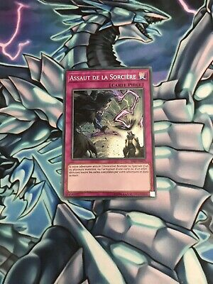 ♦Yu-Gi-Oh!♦ Assaut de la Sorcière (Witch's Strike) : SAST-FR079 -VF/Secret Rare-