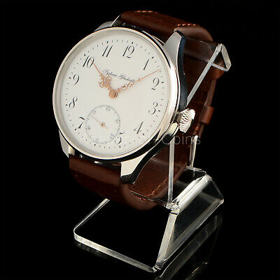 Immaculate Systeme Glashutte Watch Men's 16 Size 19 Jewels Germany Movement