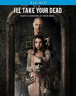 I'll Take Your Dead (2018) - Blu-Ray - Brand New Sealed