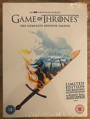 Game of Thrones: The Complete Seventh Season DVD (2017) Peter Dinklage