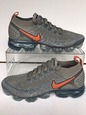 Nike Air Vapormax Flyknit 2 Dark Stucco/Light Silver Mns.8=Wmns.9.5 (942842-011)