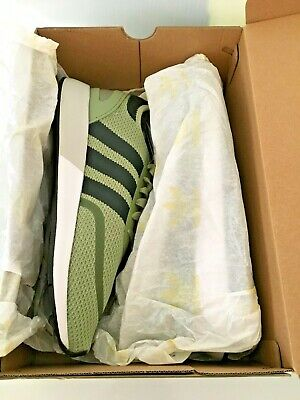Adidas N 5923 Tent Green Carbon Sz 10.5 Iniki Olive NMD NMD