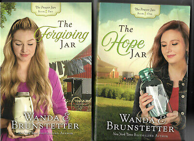 The Forgiving Jar & The Hope Jar Wanda Brunstetter