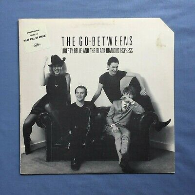 The Go-Betweens Liberty Belle & The Black Diamond Express 1986 USA Big Time LP