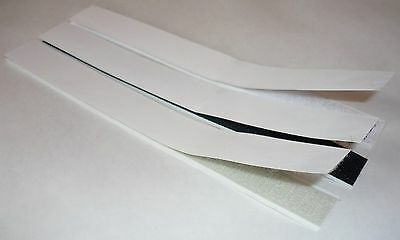 Touch Fastener Cable Tie Self Adhesive on both Sides 3STK 180 x 20mm