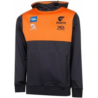 Greater Western Sydney GWS Giants AFL 2019 X Blades Players Hoodie Size S-3XL!