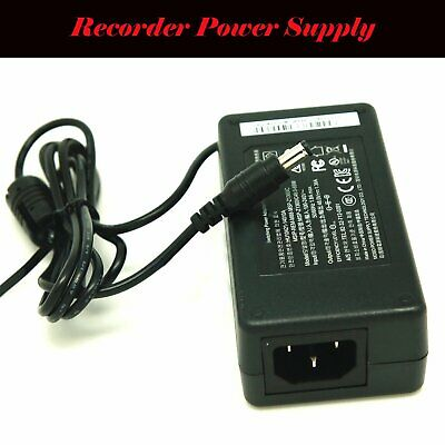 1x Original MOSO MSP-Z1360IC48.0-65W DC48V Recorder Power Supply for Haikang POE