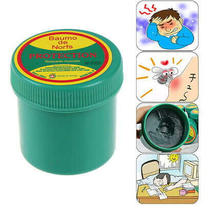 Green Ointment Plaster Anti-itch Mosquito Bites Itching Repellent EssentialBalmZ