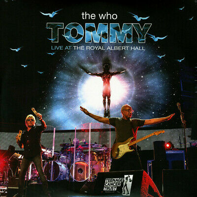 The Who Tommy Live At The Royal Albert Hall Neuf
