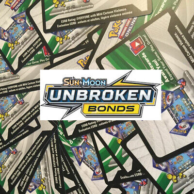 x50 Unified Minds Codes Pokemon TCG Online - Sent IN-GAME Read Description.