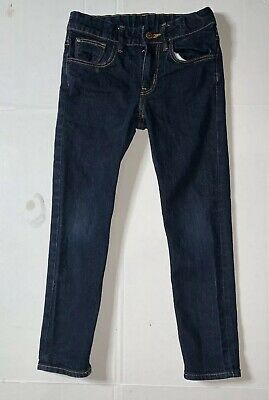 Preowned- H&M &Denim Skinny Fit Jeans Boys (Size 8-9Y)