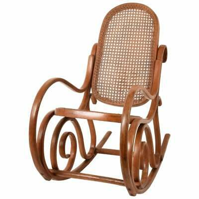 Child Toddler Bentwood Chair Thonet 'Baby Bentwood' Rocker Authentic Original !!