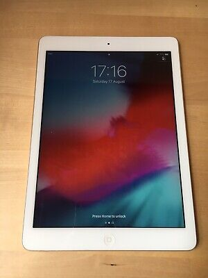 Apple iPad Air 1st Gen. 32GB, Wi-Fi, 9.7in - Silver
