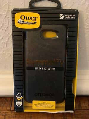 Genuine OtterBox Symmetry Series Sleek Case For Samsung Galaxy J3 2017 Black