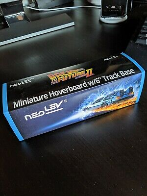 """Back to the Future Neolev Hoverboard with 6"""" Track"""
