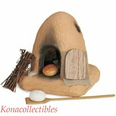 American Girl Doll Josefina Retired Adobe Oven Wooden Paddle ONLY PC