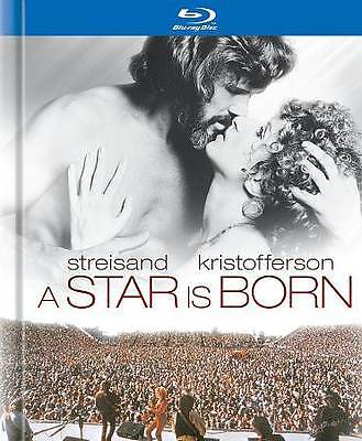 Star Is Born~Streisand/Kristofferson~Digibook (Blu-ray) NEW  **Free Shipping**