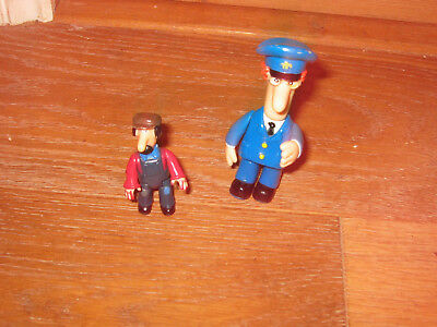 Postman Pat Tv Series Play Figures Spares Replacement Ted Glenn Sit Stand Add Ot
