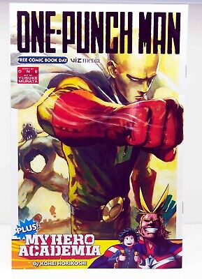 One Punch Man - Free Comic Book Day