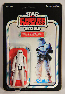 L012608 Star Wars ESB Custom Card 1980 / Action Figure / Imperial Stormtrooper