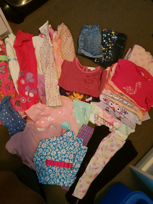 Bulk lot size 2 clothes girls great condition