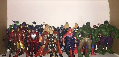 YOU PICK Hasbro Marvel Universe Action Figure Avengers Thor Iron Man Hulk MORE!
