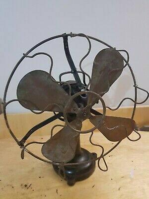 Marelli Vintage/antique Desk Fan