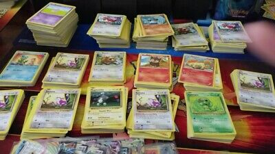 ORIGINAL  POKEMON CARDS BULK LOT 500+ Cards  NO FAKES Have No Use Read Desc