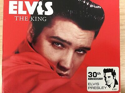 ELVIS PRESLEY - The King (Best Of / Greatest Hits) 2 x CD 2007 RCA AS NEW! 2CD