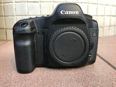 Canon 5D Classic Mark i Full Frame DSLR CameraUSED in EXCELLENT CONDITION