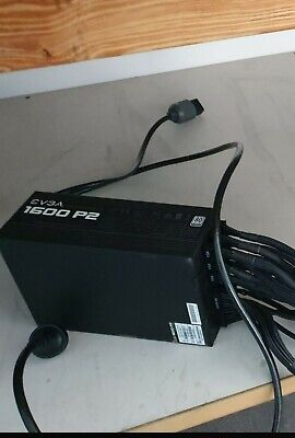 1600 watt psu power supply evga