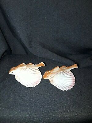 Flying Fish Salt And Pepper Shakers