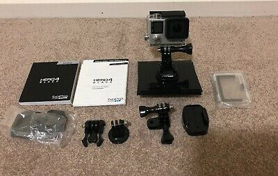 GoPro HERO4 4K Bluetooth Camcorder - Black