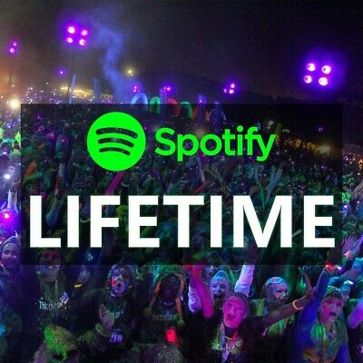 Spotify PREMIUM LIFETIME, UPGRADE YOUR OWN ACCOUNT