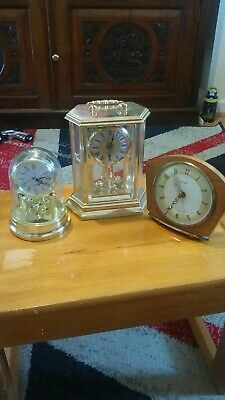 Job Lot Clock Untested Sell For Parts