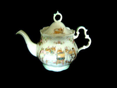 Royal Doulton Brambly Hedge Large Teapot - Best & Mint