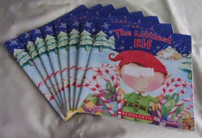 Guided Reading: Set of 8 The Littlest Elf picture books