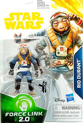 """Star Wars Actionfigur """"Solo: A Star Wars Story"""" Collection Rio Durant Von Hasbro"""