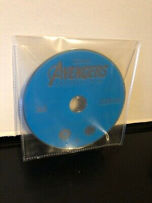 MARVEL Avengers Infinity War Blu-ray 3D DISC ONLY