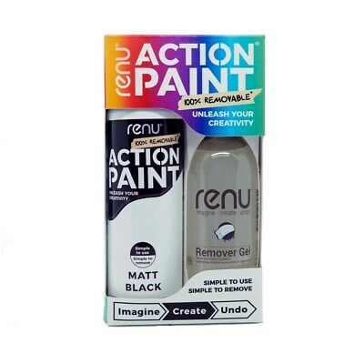 Spray Paint - Low odour Removable Props Theater Car & Van polystyrene friendly