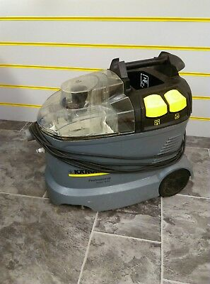 Karcher puzzi 8/1 upholstery cleaner Refurbished
