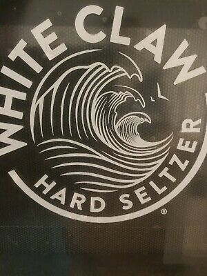 White Claw Seltzer Sticker Official Licensed 5x5 White Claw New Stickers