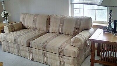 Fabulous Henredon Sectional Sofa 3 Piece Down Filled With Matching Machost Co Dining Chair Design Ideas Machostcouk