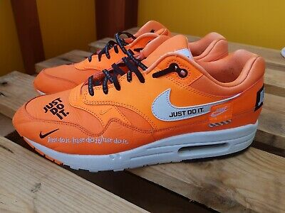 ? ORIGINAL NIKE Air Max Just Do It Gr 44 Orange ?