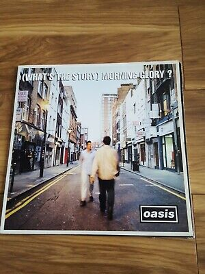 Oasis whats the story morning glory vinyl