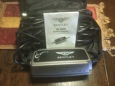 Bentley Battery Charger XS 7000
