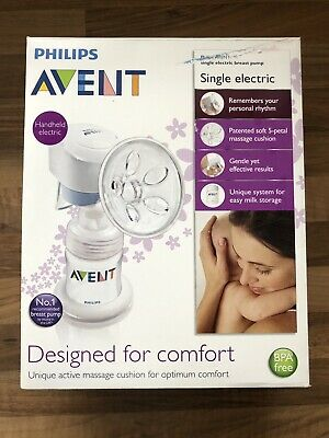 Philips AVENT Single Electric Breast Pump - Excellent Condition