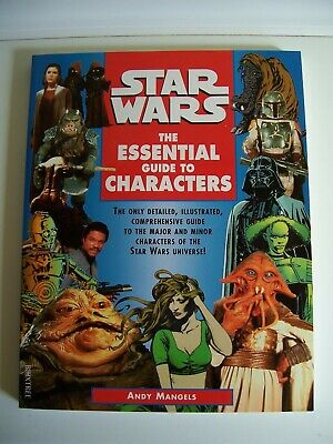 Star Wars The essential guide to characters - 1996