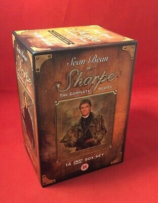 Sharpe The Complete Series - DVD Boxset - 14 DVDs - Region 2