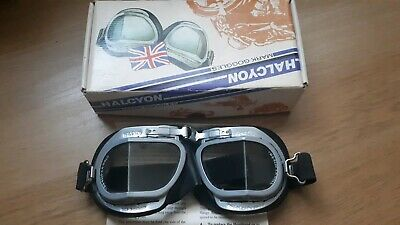 halcyon mark 8 classic vintage goggles